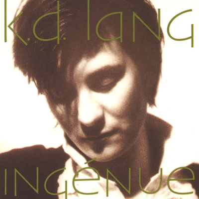 Album cover of K.D. Lang