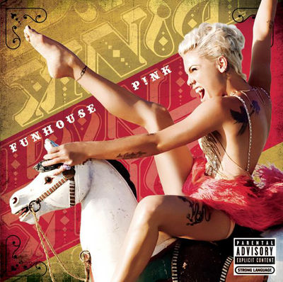 image of album cover for funhouse by pink